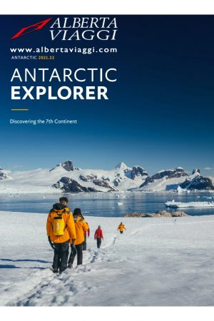 Antarctic Explorer Discovering the 7th Continent