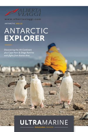 Antarctic Explorer Discovering the 7th Continent via Cape Horn - from Buenos Aires