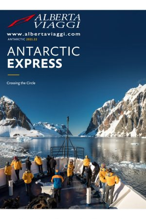 Antarctic Express - Crossing the Circle
