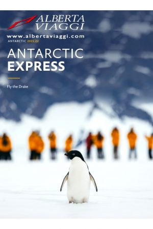 Antarctic Express - Fly the Drake