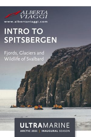 Arctic 2021 Introduction to Spitsbergen