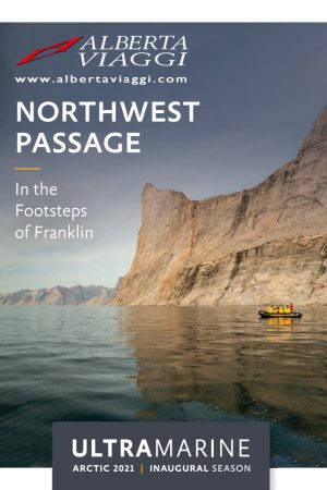 Arctic 2021 Northwest Passage In the Footsteps of Franklin 02-08-2021