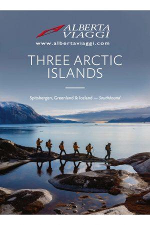 Arctic 2021 Three Arctic Islands - Southbound