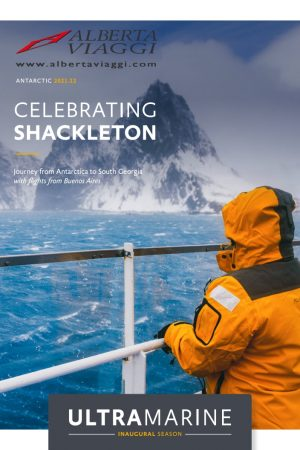 Celebrating Shackleton from Antarctica to South Georgia from Buenos Aires 22-12-22