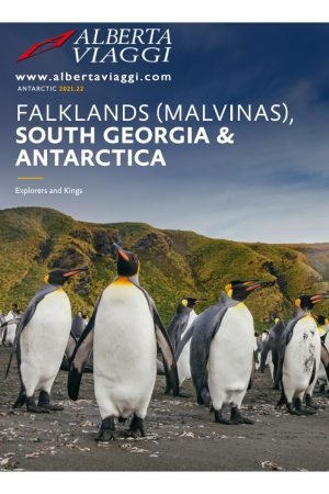 Falklands, South Georgia and Antarctica Explorers and Kings