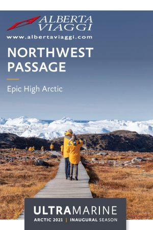Quark Expeditions - Arctic 2021 Northwest Passage Epic High Arctic 31-08-2021